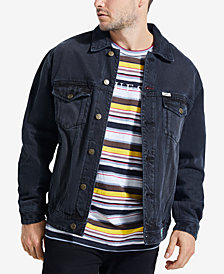 GUESS Originals Men's Oversized Denim Jacket