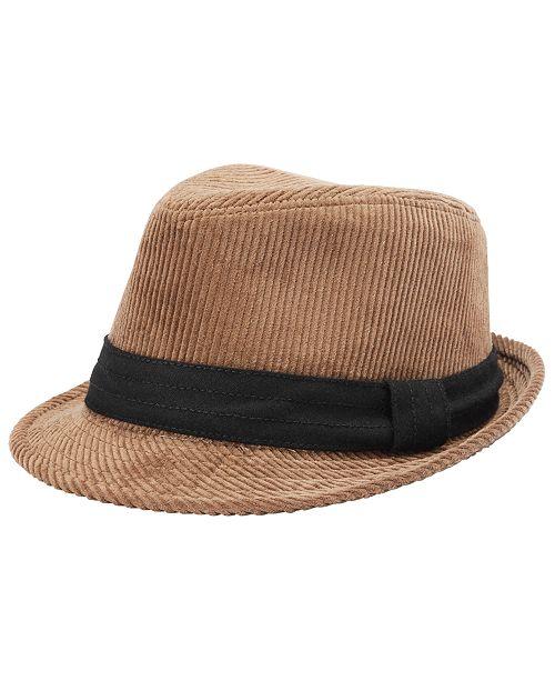 07baa5913 Levi's Men's Corduroy Fedora & Reviews - Hats, Gloves & Scarves ...
