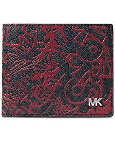 Michael Kors Men's Jet Set Printed Wallet