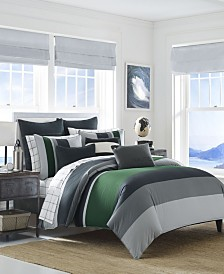 Nautica Prescott Comforter and Duvet Set Collection