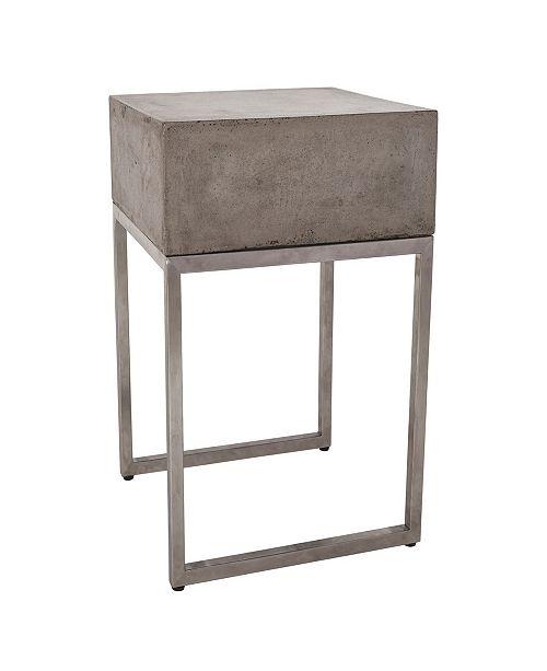 Dimond Home Bulwark Side Table