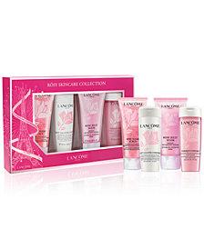 Lancôme 4-Pc. Rôsy Skincare Prep & Pamper Regimen Set