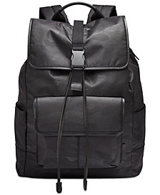 Fossil Men's Buckner Ruck Sack Backpack