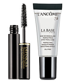 Receive a Complimentary 2pc Gift with any $50 Lancome Purchase