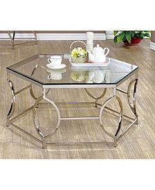 Annette Coffee Table, Quick Ship