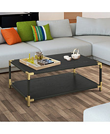 Falsetta Coffee Table, Quick Ship