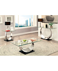Suse End Table, Quick Ship