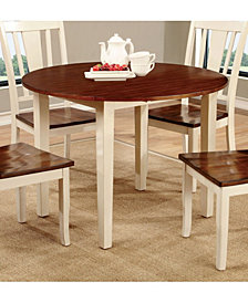 Yuxley Dining Table, Quick Ship