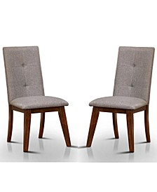 Laela Upholstered Side Chair (Set of 2)