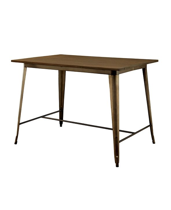 Furniture of America Mayfield Dining Table
