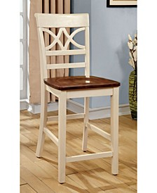 Maxey Rustic Counter Stool (Set of 2)