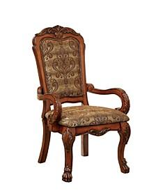 Douglass Antique Oak Armchair (Set of 2)