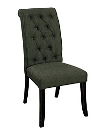 Landon Tufted Upholstered Side Chair (Set of 2)