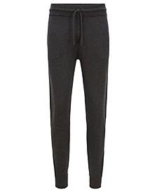 BOSS Men's Side-Striped Sweatpants