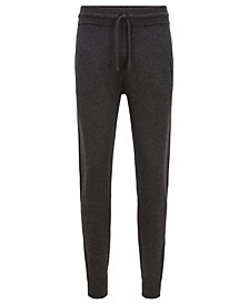 BOSS Men's Side-Striped Sweatpants