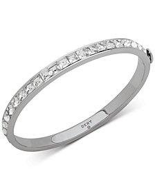 DKNY Square Stone Bangle Bracelet, Created for Macy's