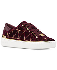 MICHAEL Michael Kors Kyle Lace Up Sneakers