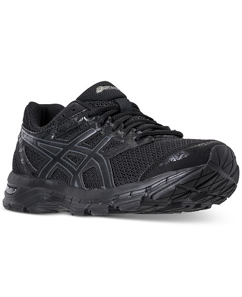 Asics Men s GEL-Excite 4 Running Sneakers from Finish Line - Finish Line  Athletic Shoes - Men - Macy s 762a715a79d5a