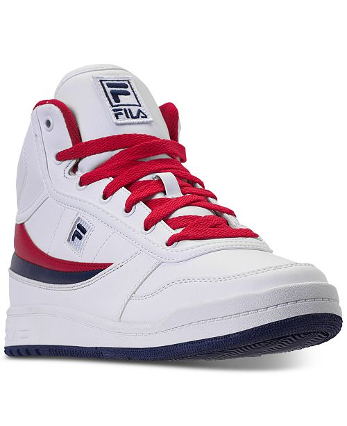 295886bd4877 Fila Men s BBN 84 NS Casual Sneakers from Finish Line   Reviews ...