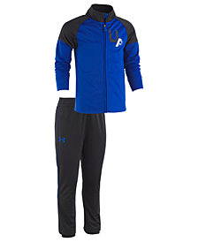 Under Armour Toddler Boys 2-Pc. Legendary Track Jacket & Pants Set