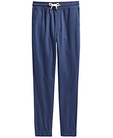 Jaywalker Big Boys Stretch Twill Jogger Pants
