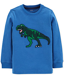 Carter's Toddler & Little Boys Dinosaur-Print Cotton T-Shirt