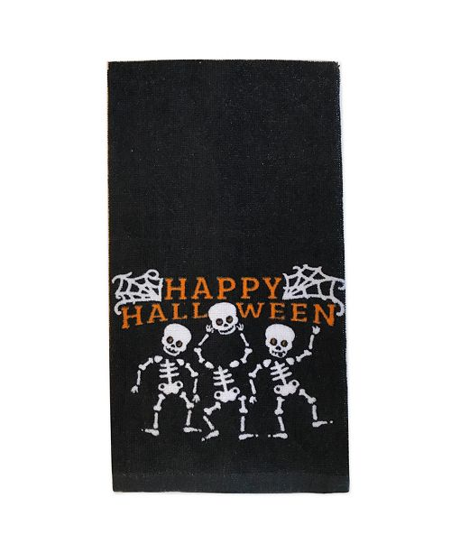 Closeout Arlee Skull Party Kitchen Towel