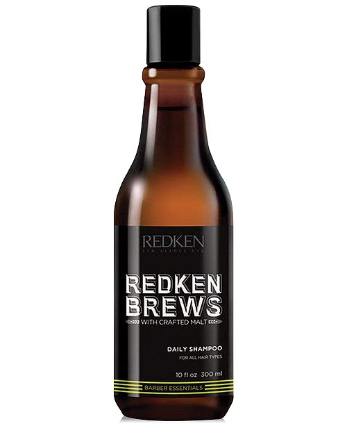 Redken Brews Daily Shampoo, 10-oz., from PUREBEAUTY Salon & Spa