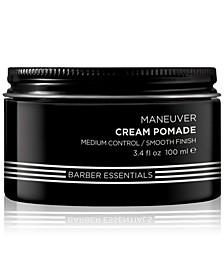 Brews Maneuver Cream Pomade, 3.4-oz., from PUREBEAUTY Salon & Spa