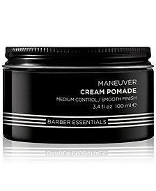 Redken Brews Maneuver Cream Pomade, 3.4-oz., from PUREBEAUTY Salon & Spa