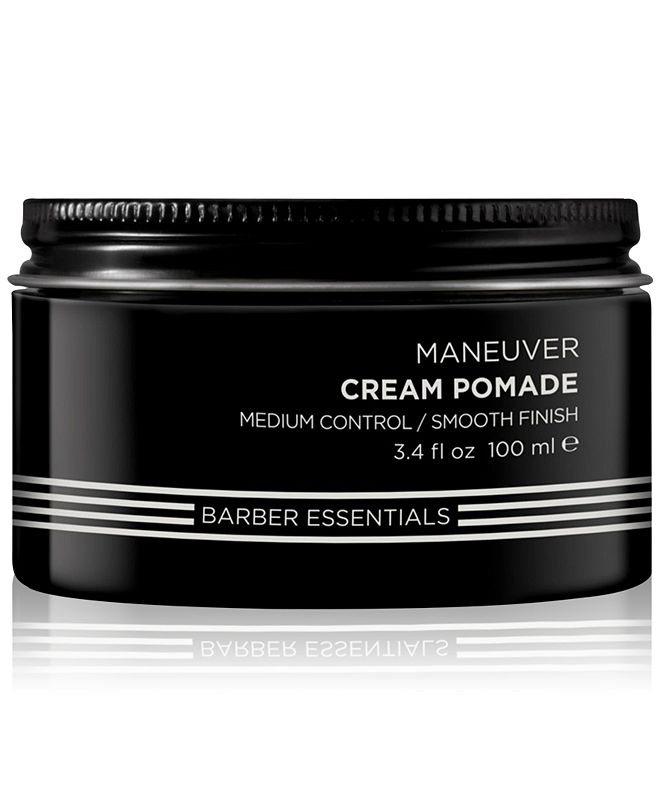 Redken Brews Maneuver Cream Pomade, 3.4-oz., from PUREBEAUTY Salon & Spa
