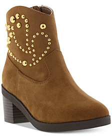 Michael Kors Little & Big Girl Fawn Desert Boots