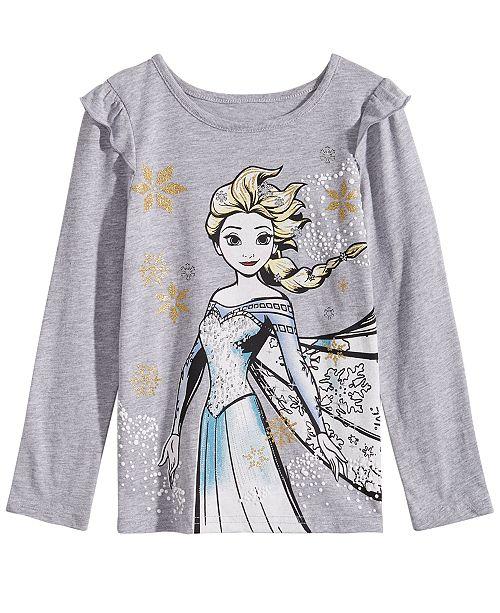 Disney Little Girls Elsa T-Shirt