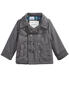 Carter's Baby Boys Double-Breasted Peacoat