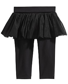 First Impressions Baby Girls Tutu Leggings, Created for Macy's