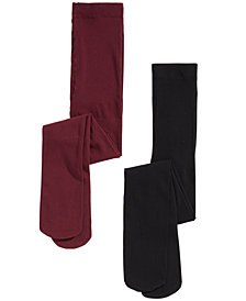 Trimfit Toddler, Little & Bigs Girls 2-Pk. Tights