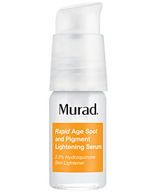 Murad Environmental Shield Rapid Age Spot & Pigment Lightening Serum, 0.33-oz.