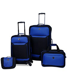 Endure 4-Pc. Luggage Set, Created for Macy's