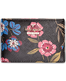 kate spade new york Cameron Street Meadow Card Holder
