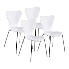 Tendy Side Chair (Set Of 4), Quick Ship