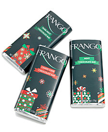 Frango 3-Pack Holiday Chocolate Bars