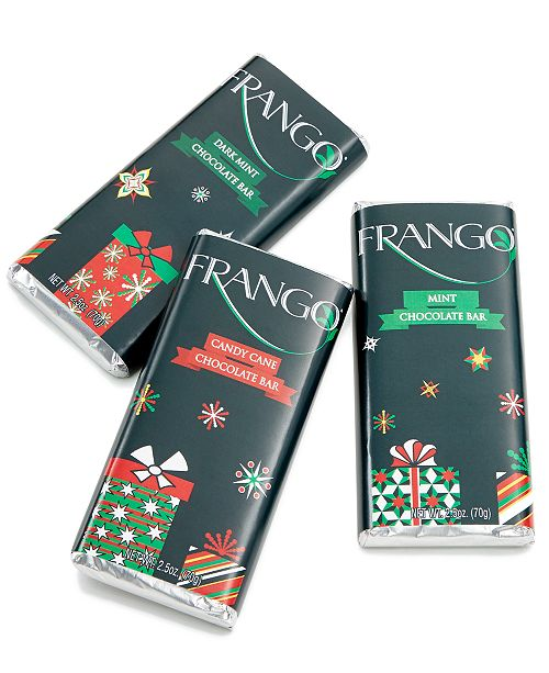 fe290362c1 Frango Chocolates Frango 3-Pack Holiday Chocolate Bars   Reviews ...