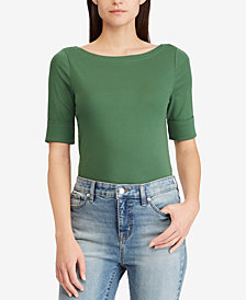 Lauren Ralph Lauren Stretch Top