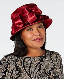 August Hats Enchanting Velvet Cloche