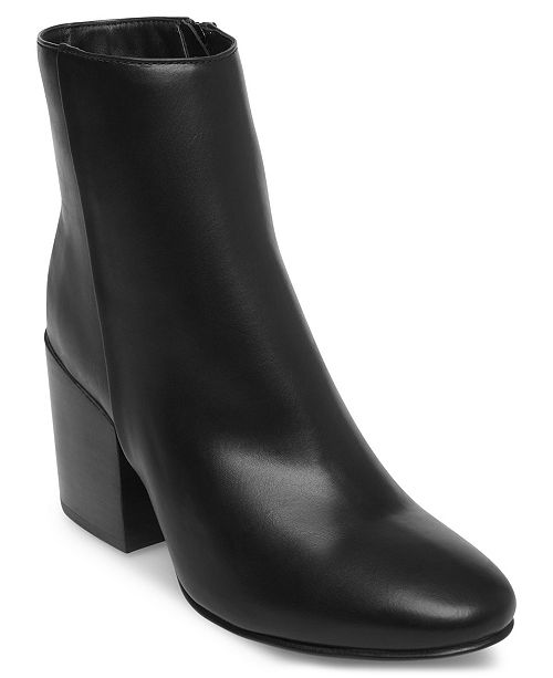 88c3990a0ad Madden Girl Aaden Block Heel Booties   Reviews - Boots - Shoes ...