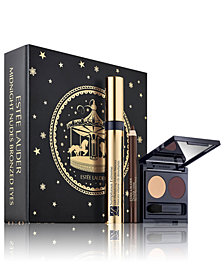 Estée Lauder 3-Pc. Midnight Nudes Bronzed Eyes Gift Set