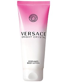 Receive a FREE 3.4 oz. Body Lotion with any large spray purchase from the Versace Women's fragrance collection