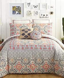 Jessica Simpson Puebla Full/Queen 3-PC Comforter Set