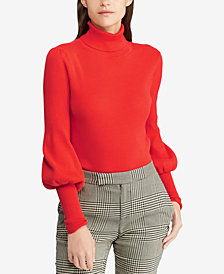 Ralph Lauren Petite Turtleneck Sweater
