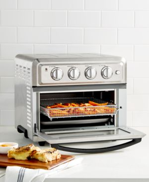 Cuisinart Toa 60 Air Fryer Toaster Oven Shop Your Way